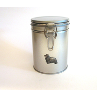 Cocker Spaniel Design Motif Dog Treat Tin Mother Xmas Gift