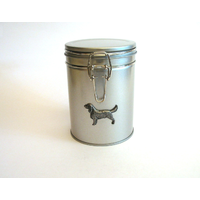 Springer Spaniel Design Motif Dog Treat Tin Mother Xmas Gift
