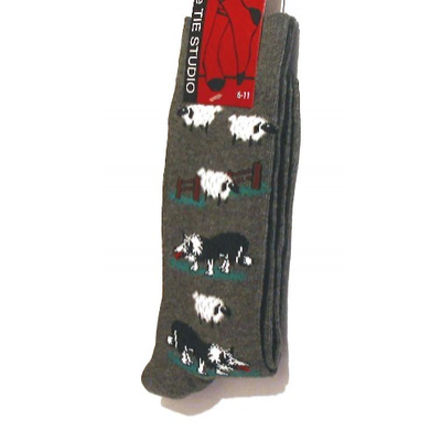 Border Collie Men's Socks